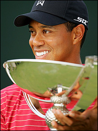 Tiger wins Fedex Cup